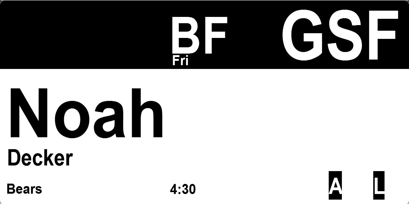 Child Label Plain-Text