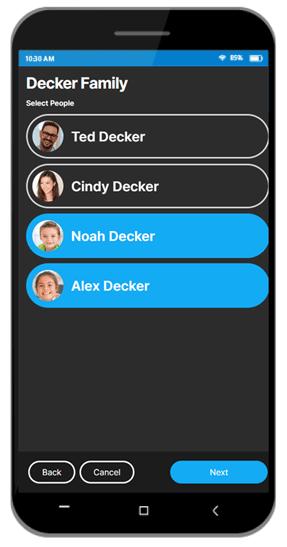Select Individuals