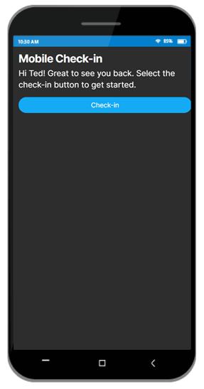 Check-in Start